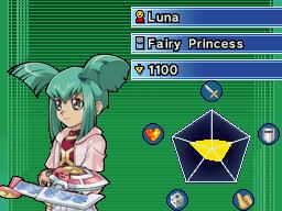 Luna, in Stardust Accelerator