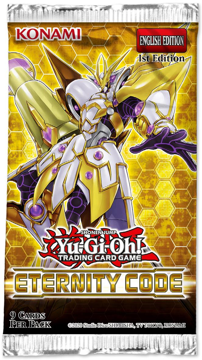 Gatchiri @Ignister ETCO-EN097 super rare 1st edition Yugioh Eternity Code