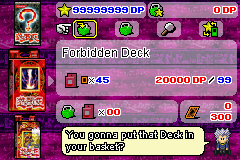 Forbidden Deck