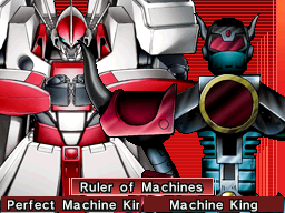 Perfect Machine King