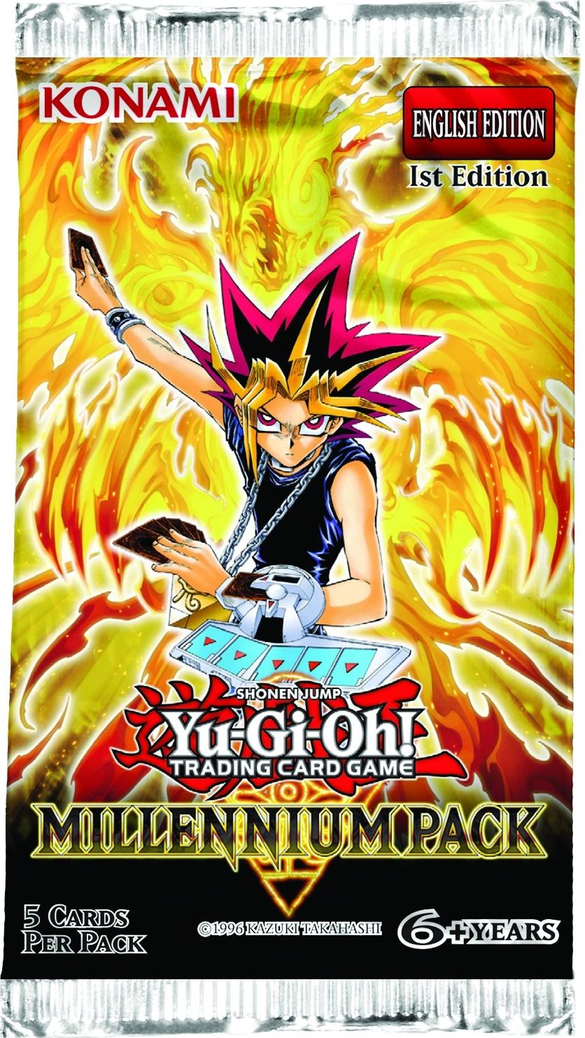 Yu-Gi-Oh Millennium