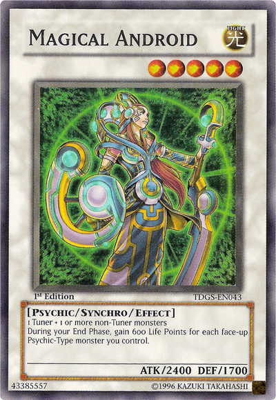 Magical Android Card