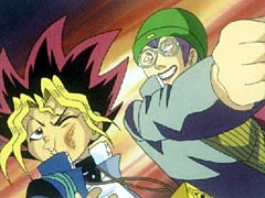 Yu-Gi-Oh! First Series - Episode 009