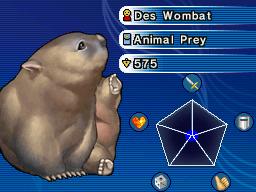 Des Wombat