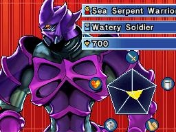 Sea Serpent Warrior of Darkness