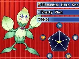 Elemental Hero Knospe