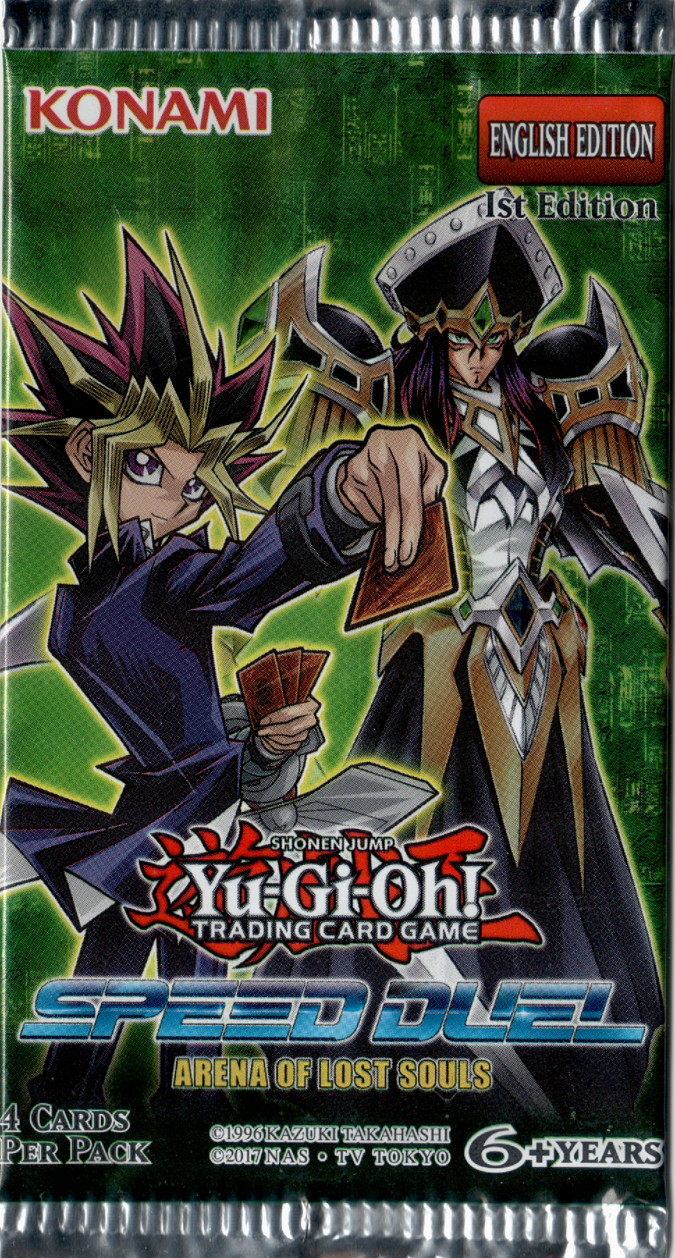 Speed Duel: Arena of Lost Souls - Yugipedia - Yu-Gi-Oh! wiki