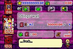 Strings'wall