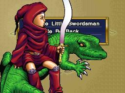 The Little Swordsman of Aile