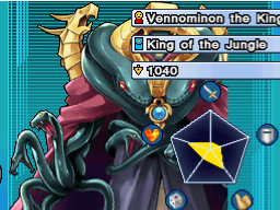 Vennominon the King of Poisonous Snakes