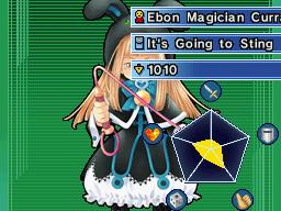 Ebon Magician Curran