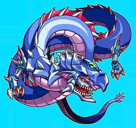 Levia Dragon Daedalus