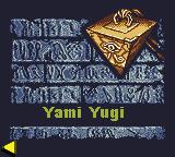 Dark Stage: Yami Yugi