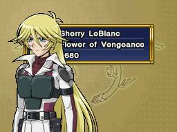 Sherry, in Over the Nexus