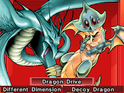 Different Dimension Dragon