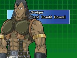 Greiger