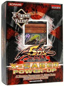 X-Saber Power-Up