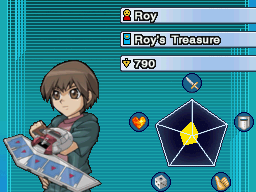 Roy, in Reverse of Arcadia