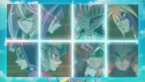 The final eight Duelists.