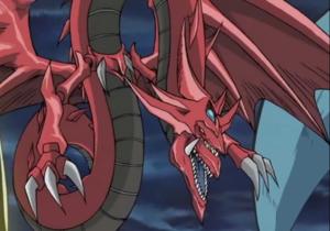 Slifer in Yu-Gi-Oh! GX
