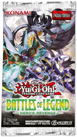 Battles of Legend: Hero's Revenge