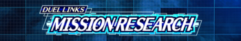 Duel Links Mission Research