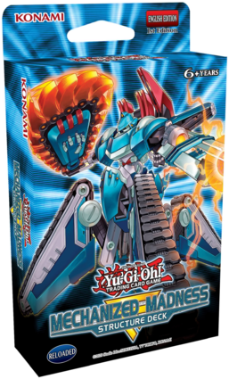 Structure Deck: Mechanized Madness