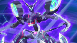 """""""Topologic Trisbaena"""" activates its special ability."""