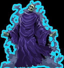 King of the Skull Servants in Duel Links