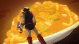 Yoshio reflects back on his beloved Spaghetti Napolitan.