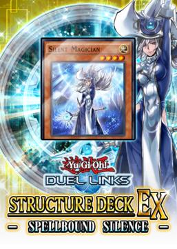 Structure Deck EX: Spellbound Silence - Yugipedia - Yu-Gi-Oh! wiki