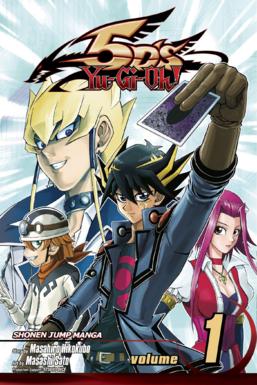 Yu-Gi-Oh! 5D's Volume 1