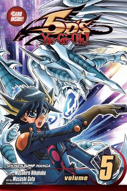 Yu-Gi-Oh! 5D's Volume 5