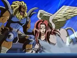 """Andro Sphinx"" and ""Sphinx Teleia""."
