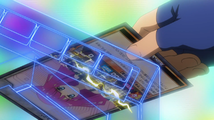 As Yuga draws his friends' ID cards are altered-Romin.png
