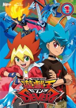 Yu-Gi-Oh! SEVENS Duel-1 Blu-ray & DVD promotional card
