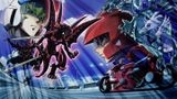 5Dx153 Yusei faces Red Nova Dragon.jpg