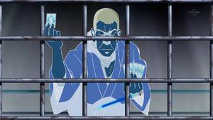 Chojiro Tokumatsu falls into disgrace.