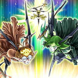 """Fortune Lady Earth"", ""Fortune Lady Light"" and ""Fortune Lady Wind"" in the artwork of ""Inherited Fortune""."