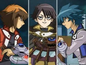 Yu-Gi-Oh! GX - Episode 129
