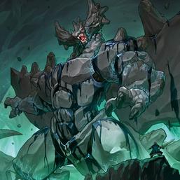 """Subterror Behemoth Stalagmo"""