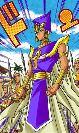 Priest Seto Manga