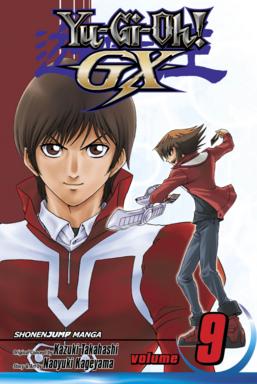 Yu-Gi-Oh! GX Volume 9