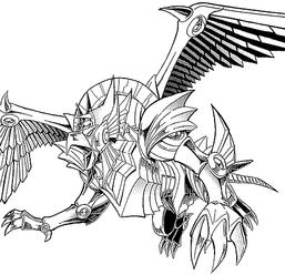 The Sun Dragon Ra