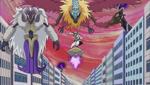 Yu-Gi-Oh! VRAINS - Episode 023