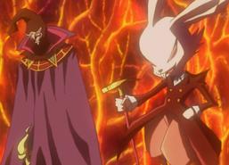 """""""Shining Sly"""" and """"Shining Rabbit"""""""