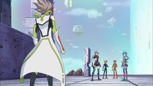 Yu-Gi-Oh! VRAINS - Episode 083