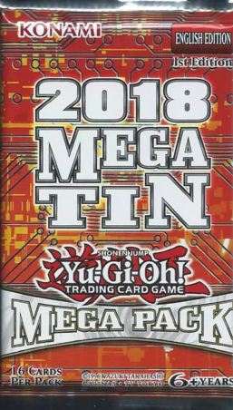 2018 Mega-Tin Mega Pack