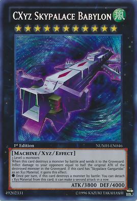 CXyz Skypalace Babylon