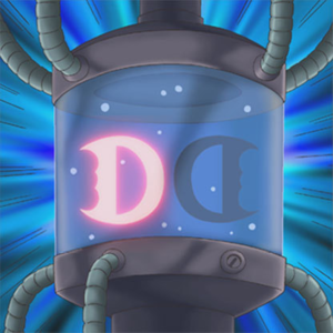 "A ""D Counter"" as it appears in Yu-Gi-Oh! GX."